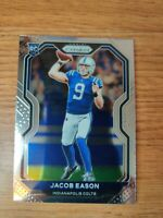 Jacob Eason - 2020 Panini Prizm ROOKIE RC #331 INDIANAPOLIS Colts