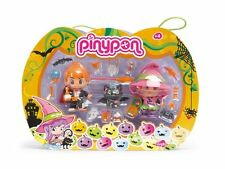 Famosa 700009686 Pinypon - Pack Brujas 2 muñecos y un animal - New Sealed