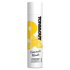 Toni & Guy Conditioner for Natural Hair with Pearl Extract 250ml