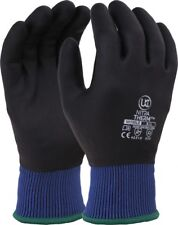 UCI NitraTherm Thermal Insulated Fully Coated Waterproof Cold Winter Work Gloves