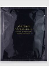 5 X Shiseido Future Solution LX Intensive Treatment Mask Upper&Lower Full Size