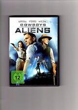 Cowboys & Aliens (Daniel Craig, Harrison Ford) DVD 9582
