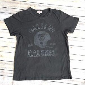 Oakland Raiders JUNK FOOD ORIGINALS t shirt vintage print