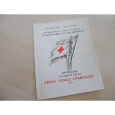 CARNET CROIX-ROUGE N°2004 NEUF** DE 1955