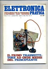 Practical electronics-year II n.7 July 1973-monthly Periodic
