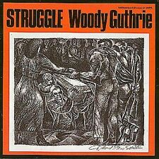 Woody Guthrie - Struggle [New CD]