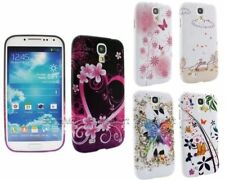 BonaMart Silicone/Gel/Rubber Mobile Phone Cases, Covers & Skins for Samsung Galaxy S4