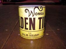 Willy Wonka Golden Ticket Great New MUG