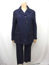 Leinene Zweiteilige Einreihige Damen-Anzüge & -Kombinationen mit Jacket/Blazer