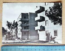 04694 Cartolina - Matera - Rione nuovo - 1954