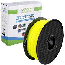 ACENIX® Yellow PETG 3D Printer Filament 1.75mm 1KG Filament for 3D Printing