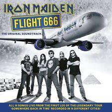 Iron Maiden 'Flight 666: The Original Soundtrack' 2 CD - NEW