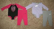 Nike Baby Set Girl Bodysuit Leggings 6 Months