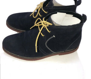 Kenneth Cole Unlisted Hit The Brick Chukkas Boots Sz 8.5