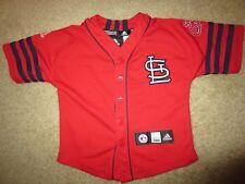 Albert Pujols #5 St. Louis Cardinals MLB adidas Jersey Baby Toddler 24m