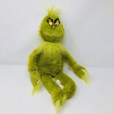 Universal Studios GRINCH Stole Christmas Plush Stuffed Animal Dr Seuss Toy