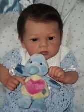 Magnifique bébé reborn par l'artiste Natali Blick-SOLD OUT Limited Edition Kit