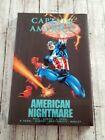 Marvel Captain America: American Nightmare HC   Waid - Busiek - K.Kesel - Kubert