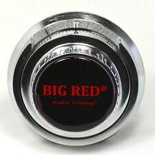 Big Red Safe Locks Spy-Guard Satin Chrome Dial, Ring & 3 Wheel Mechanical Lock