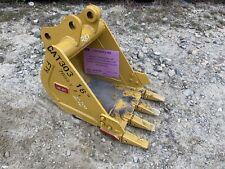 New 18 Teran Caterpillar Cat 303 3035 303cr 303e 40mm Pin Digging Bucket