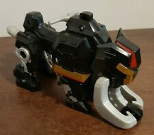 Mighty Morphin Power Rangers Black Ranger Legendary Zord Mastodon -Bandai