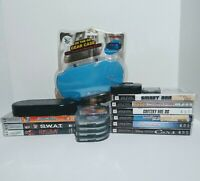 PSP Games & Accessories Lot #1 Untested