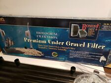 Lee's 10 Premium Undergravel Filter, 10-Inch by 20-Inch, New open box