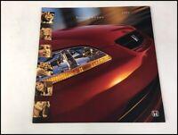 1998 Honda Accord Coupe 26-page Original Car Sales Brochure Catalog