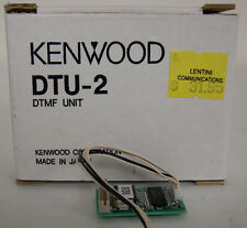 NEW  Kenwood DTU-2 DTMF Pager Unit for TM-241/641/741 etc.  FREE Shipping
