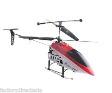 Large 2 Speed GT QS8005 3.5 Ch RC Helicopter Builtin Gyroscope New Version