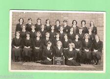 #B.  OLD SCHOOL CLASS PHOTO - 1960 5A ST GEORGE GIRLS HIGH SCHOOL