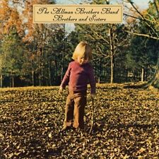 THE ALLMAN BROTHERS BAND - BROTHERS AND SISTERS  VINYL LP 7 TRACKS ROCK/POP NEUF