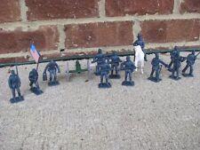Civil War Union Infantry Artillery Set 1/32 54MM Toy Soldiers Gettysburg