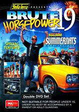 OFFICIAL Street Machine SUMMERNATS 19 DVD! Over 5 hrs!
