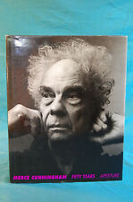 Merce Cunningham Fifty Years Vaughan Aperture 1997 Dance