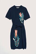 Gorman Dana Kinter Yellow Honeyeater knit dress size 8 or 10 Brand new with tags