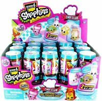 Pack of 5 x Shopkins Blind Box Season 6 Chef Club, Party Bag / Stocking Fillers