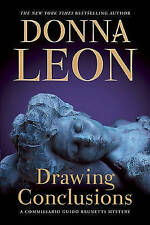 Drawing Conclusions (Commissario Guido Brunetti-ExLibrary