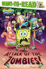 Attack of the Zombies! (SpongeBob SquarePants)-ExLibrary
