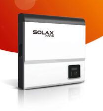 6,3 kW AUO Photovoltaikanlage mit LG Resu 6.5 Speicher und Solax Hybridwechselri