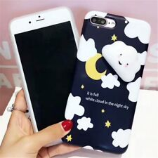 Phone Cases Shell Housing for iphone 7 8 Cute Soft Silicone Squishy To