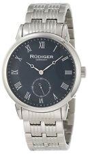 Rudiger Men's R3000-04-011 Leipzig Stainless Grey Watch