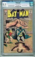 BATMAN #165 CGC 8.5 VF+ (1964) Carmine Infantino Cover - No Restoration