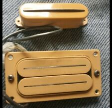 VINTAGE BILL LAWRENCE 80S GUITAR PICKUPS PAIR 1 HUMBUCKER  1 SINGLE COIL