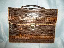 Briefcase/Attaché Handmade Vintage Bags, Handbags & Cases