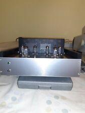 Stereo Endstufe 2 x 8 Watt 4xEL95  2xECF83