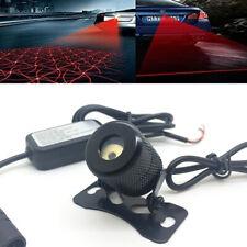 Anti Collision Rear Car Laser Tail Fog Light Brake Parking Lamp Warning Light
