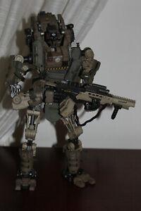 Joytoy 1/18 scale FEAR assault Mech loose