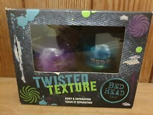 TIGI Bed Head Twisted Texture Body & Separation Gift Set