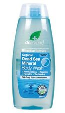 Dr Organic Dead Sea Mineral Body Wash 250 ml